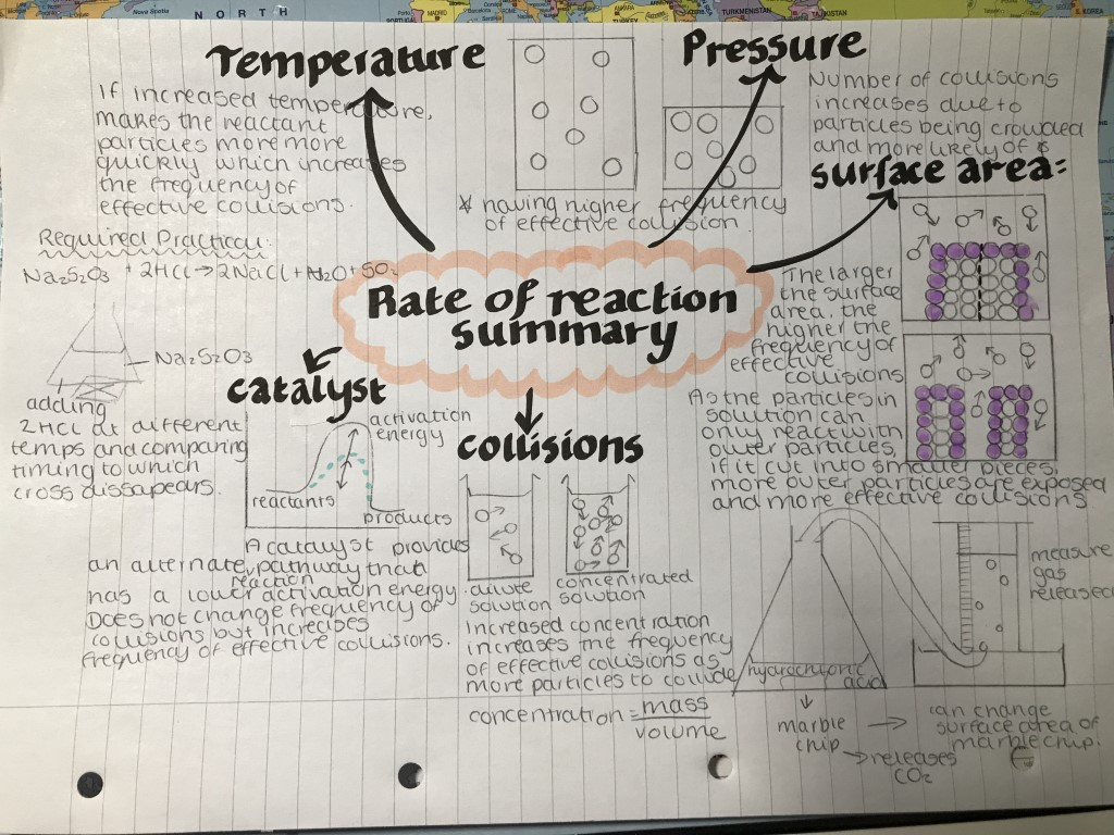 dayna - reaction rate summary